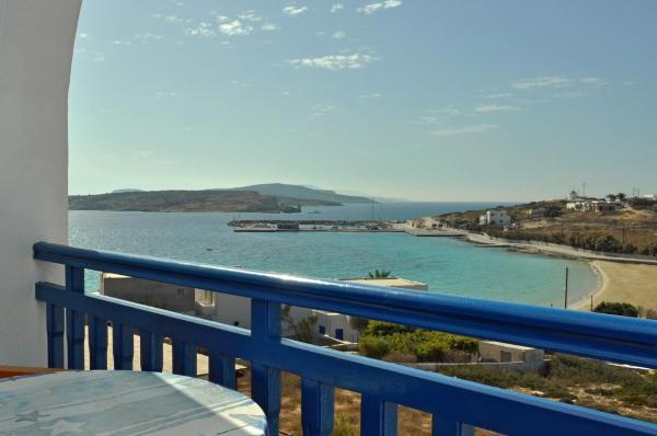 Ресторан в Куфониси у моря