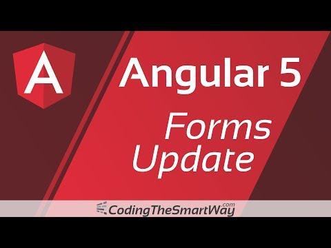 Angular 5 (formerly Angular 2) - The Complete Guide - Udemy