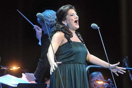 Оперный фестиваль Динары Алиевой пройдет осенью вМосковской консерватории