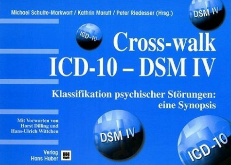 Diagnostic and Statistical Manual of Mental Disorders (DSM