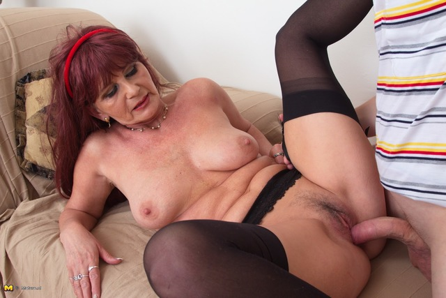 Hot german milf ronny gets drilled