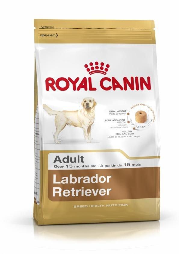 Корм royal canin для щенков лабрадор