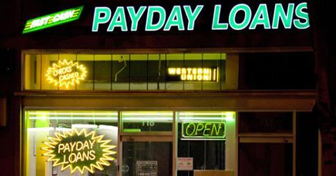 El paso payday loan ordinance