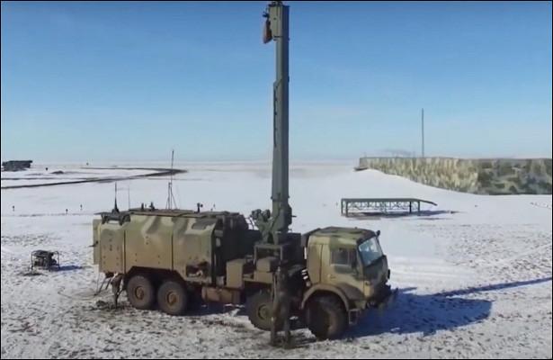 Войска впервые получили комплекс разведки «Пенициллин»