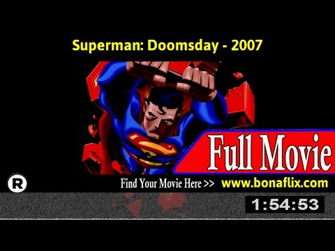Superman Doomsday (2007) Full Movie Download