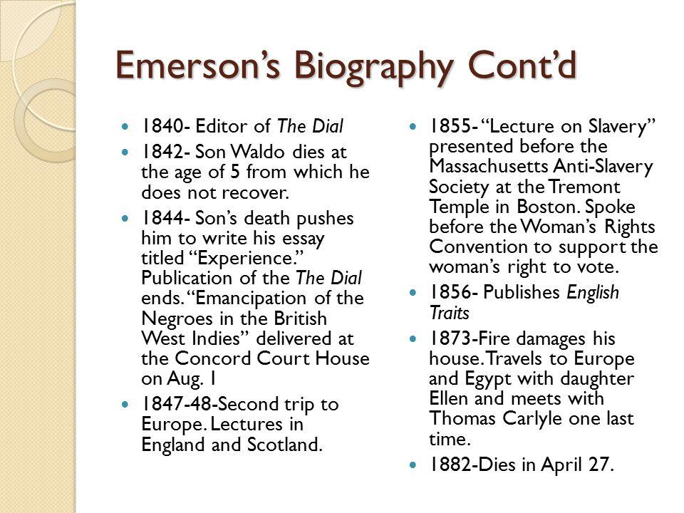 Write my emerson self reliance essay pdf