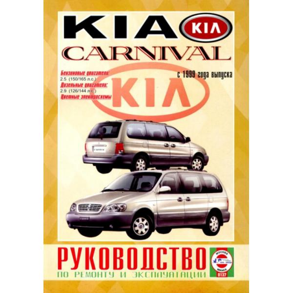 Kia Carnival Service Manual 2000 Pdf PDF Download