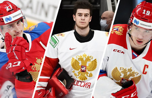ВАмерике переоценивают русскую молодежь? 5игроков сборной России изпервого раунда драфта НХЛпровалили МЧМ