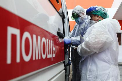 Воробьев проверил работу «ковидного» госпиталя вХимках