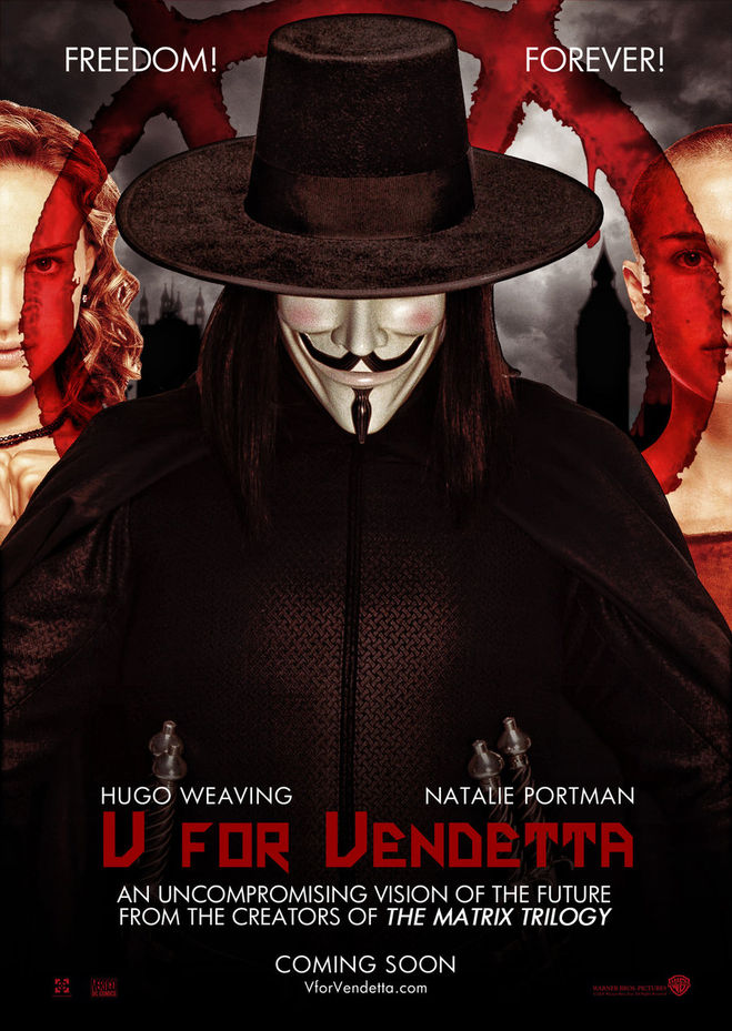 Watch V for Vendetta (2005) Full Movie - Openload Movies