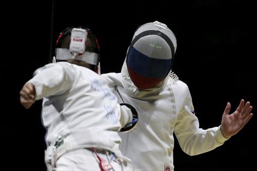 Российские шпажисты завоевали золото начемпионате Европы вСербии