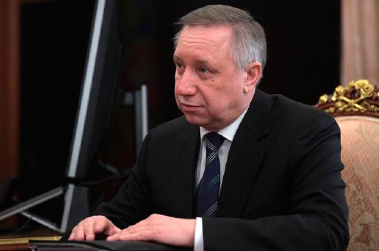 Александр Беглов назначен врио Губернатора Санкт-Петербурга. Досье