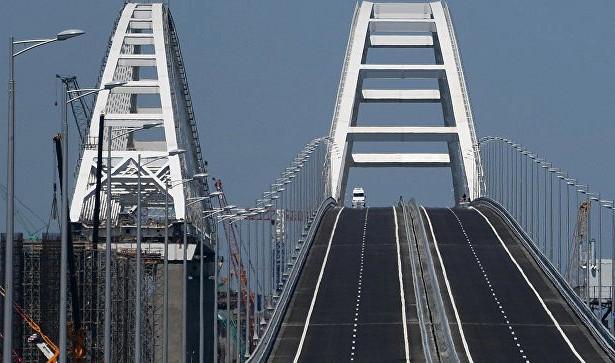 Аксенов ответил наугрозы уничтожить Крымский мост