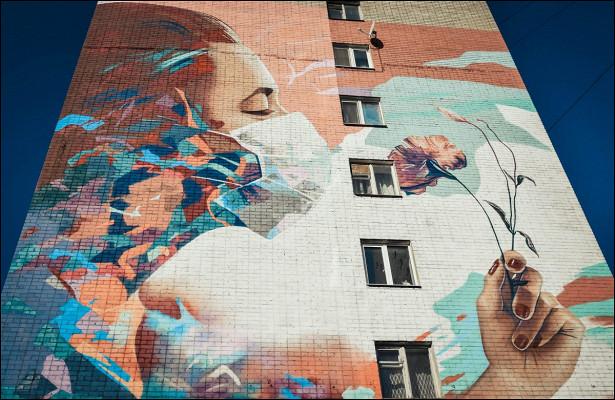 Началось голосование запобедителя Фестиваля уличного искусства ПФО«ФормАRТ»