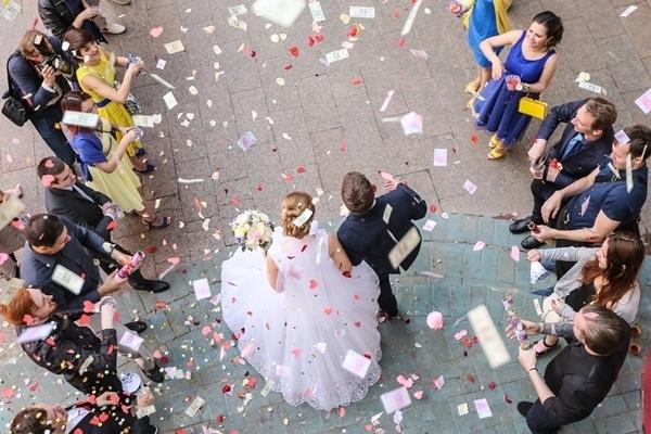 ВГосдуме раскритиковали свадьбы вкредит