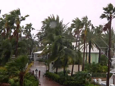 НаГаити объявлен траур пожертвам урагана «Мэттью»