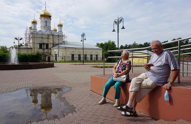 Москвичи мечтают омиграции вобласть нафоне эпидемии