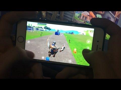 Fortnite Invite Event on iOS - epicgamescom