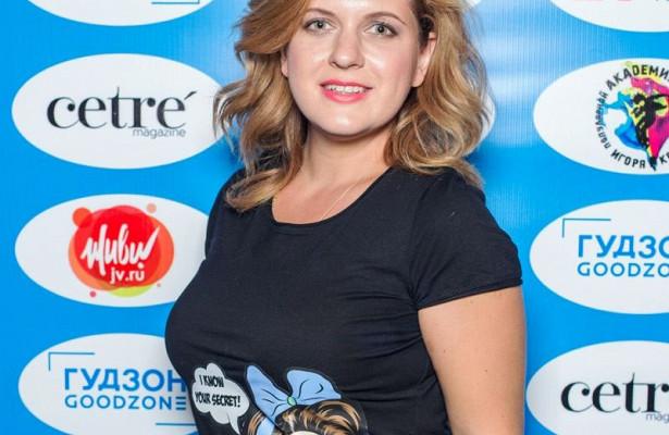 Анастасия Денисова стала дизайнером