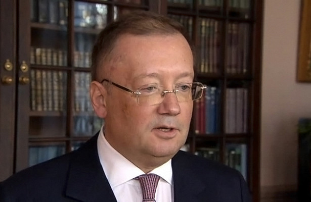 Посол РФобратится спризывом кЛондону