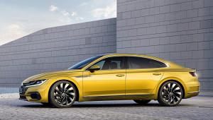 Минус один: Volkswagen Arteon покинул Россию