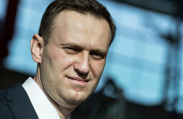 Названы спонсоры Навального