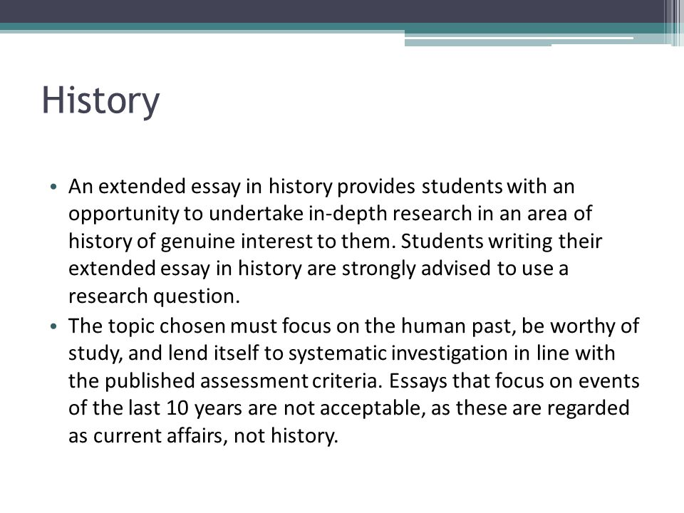 Write my how to write a history essay ib
