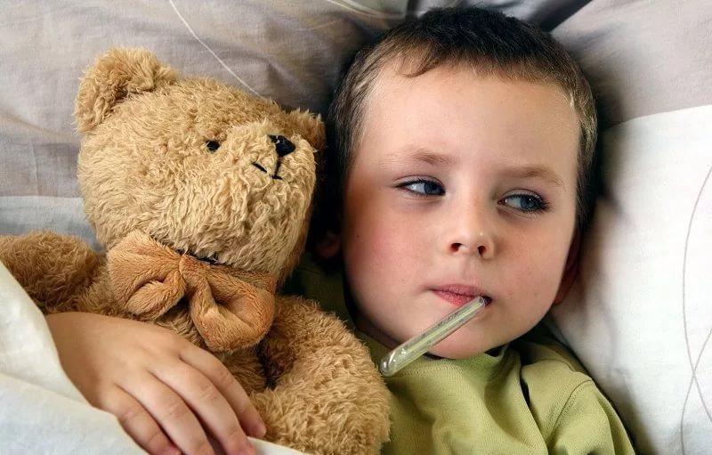 Что делать, если ребенок часто болеет: советы