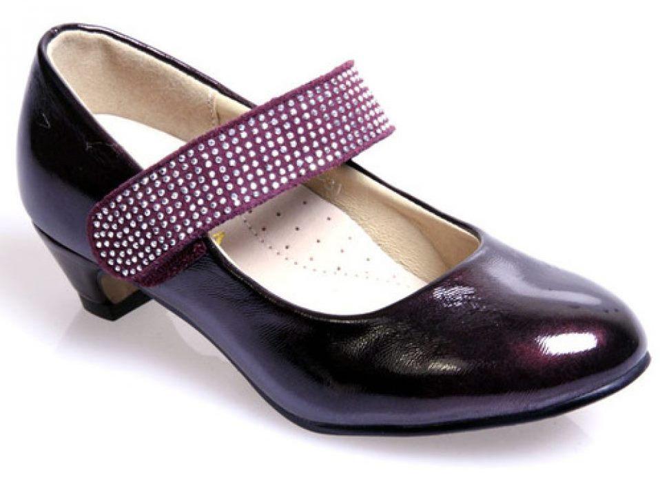 Туфли школьные для девочек подростков