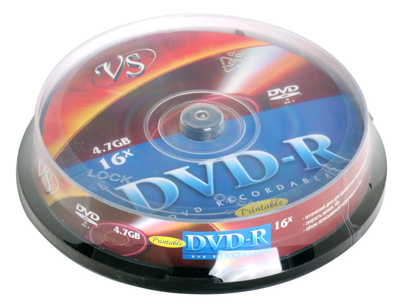What's the Difference Between DVD+R and DVD-R?