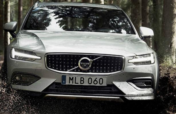 Идеальный кросс-универсал Volvo V60Cross Country за3млнрублей