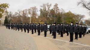 ВКраснодарском крае участковые уполномоченные полиции получили новые служебные автомобили