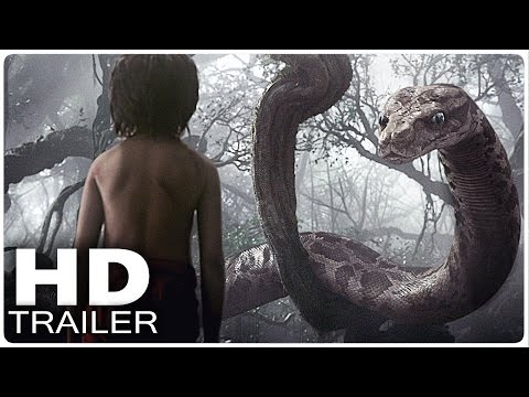 Watch The Jungle Book (2016) Full Movie Online Free