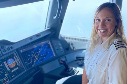 Женщина-пилот назвала главное заблуждение пассажиров