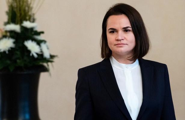 ВЭстонии Тихановскую наградили орденом зазаслуги