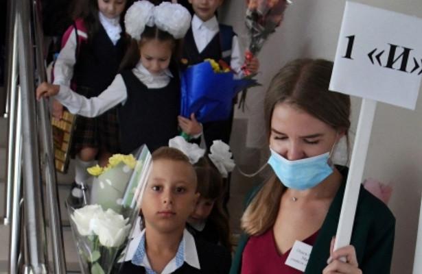 Вспышки изакрытие школ: чтосейчас сэпидемией вРФ