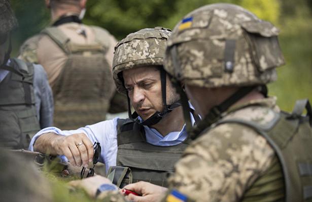 Зеленский отказал жителям Донбасса вамнистии