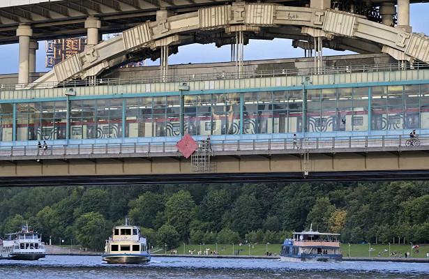 Всоставе Бирюлевской линии построят метромост надМосквой-рекой
