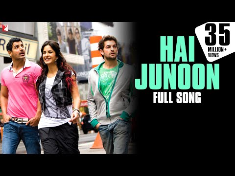 Hai Junoon - Full Song HD - New York - John- clipdj
