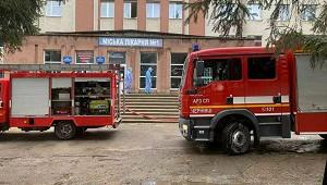 НаУкраине прогремел взрыв вбольнице