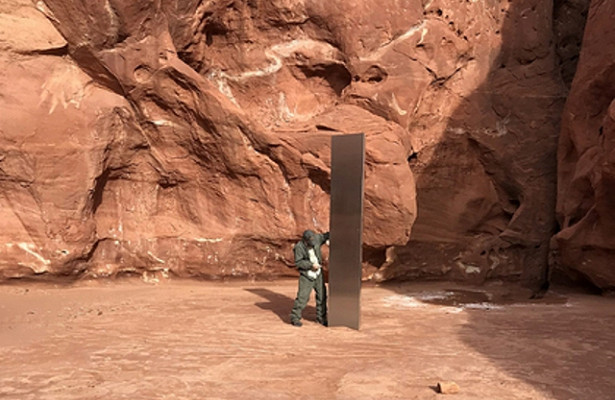 Раскрыта тайна загадочного монумента впустыне
