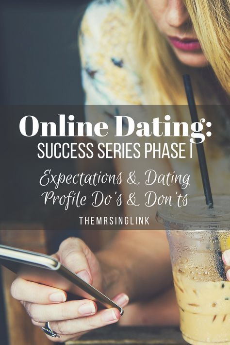 How to succeed in online dating tips