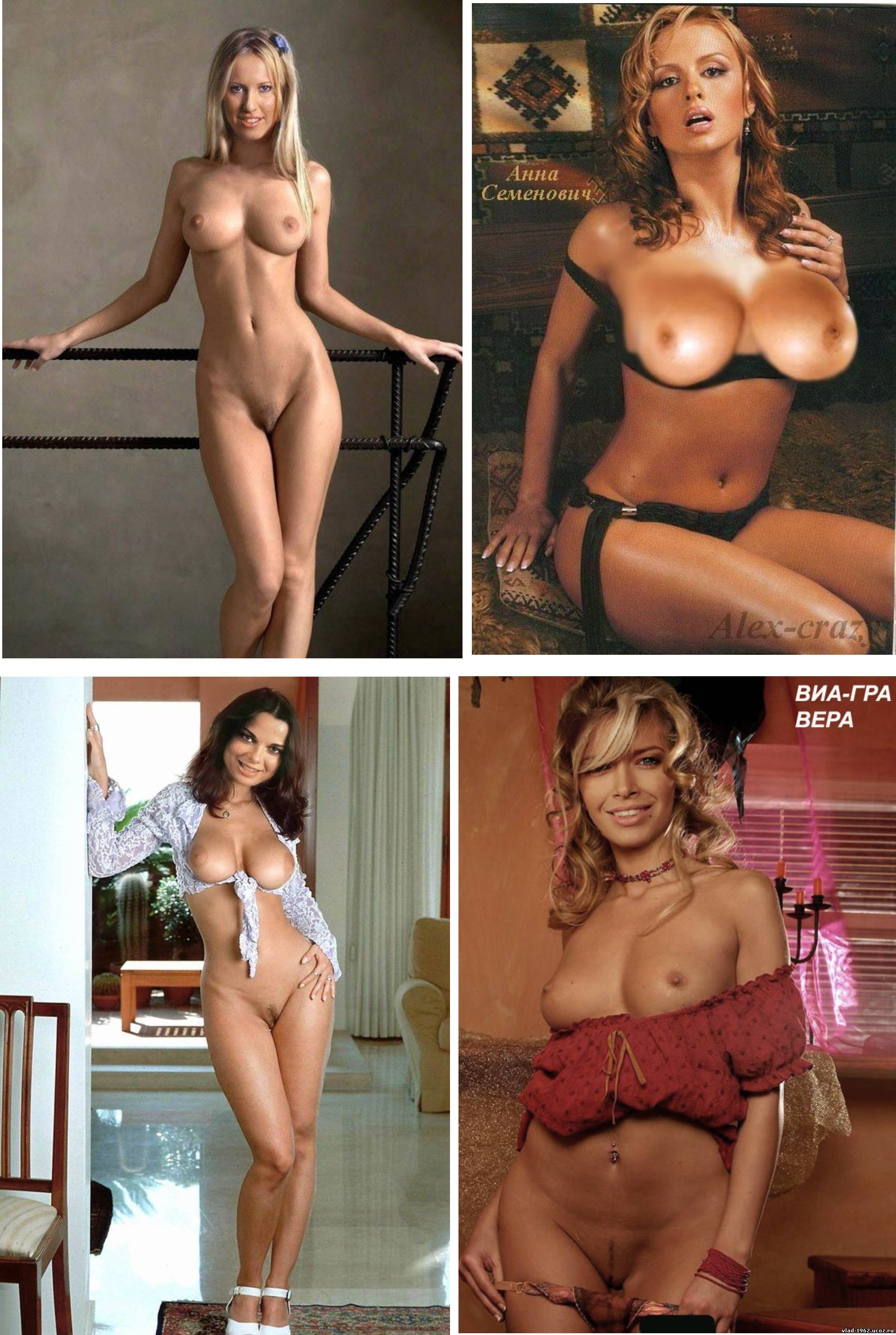 Фото и видео эротика российских спротсменок и актрис