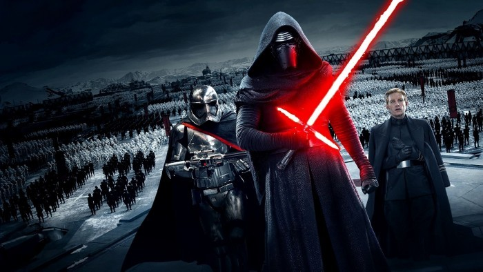 Star Wars, veil de la Force 2015 Film