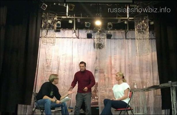 Анастасия Волочкова получила роль вспектакле