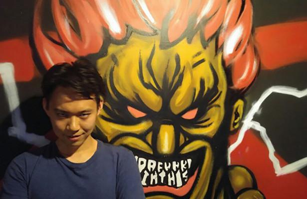 Игрок вStreet Fighter Хадзимэ Танигути стал героем мемов