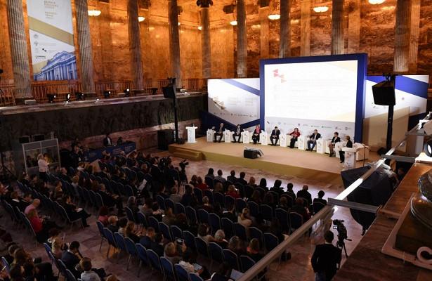 Минкульт анонсировал открытие петербургского культурного форума