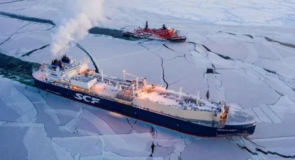 Дляповышения безопасности судоходства поСевморпути до2026 года будет выделено 37млрд руб.