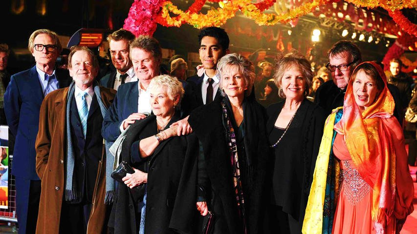 The Second Best Exotic Marigold Hotel, film review