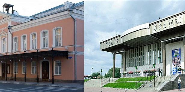 Томский драматический театр приедет сгастролями вАстрахань